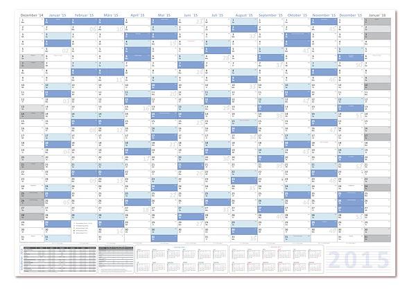 wandkalender din b1 2015 nass abwischbar jahresplaner. Black Bedroom Furniture Sets. Home Design Ideas